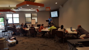 Training church leaders the Ignite pathway in Champaign!