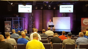 Training church leaders on the Ignite pathway in Springfield!